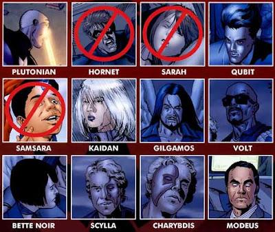Enemigos del Plutoniano