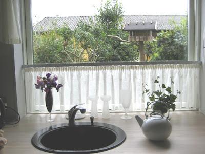 køkken gardiner INGEBORGS HYGGEKROG: Nye køkkengardiner køkken gardiner