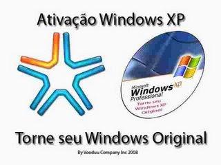Se você possui uma cópia do Windows XP que está dando mensagem que ...