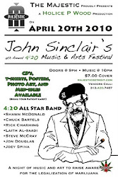 April 20th 2010 w/ John Sinclair