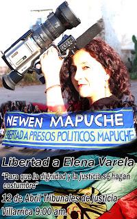 documental newen mapuche elena varela