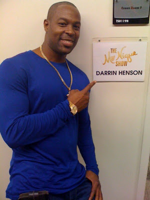 Spotted Darrin Henson Falling For The New Juzd Line