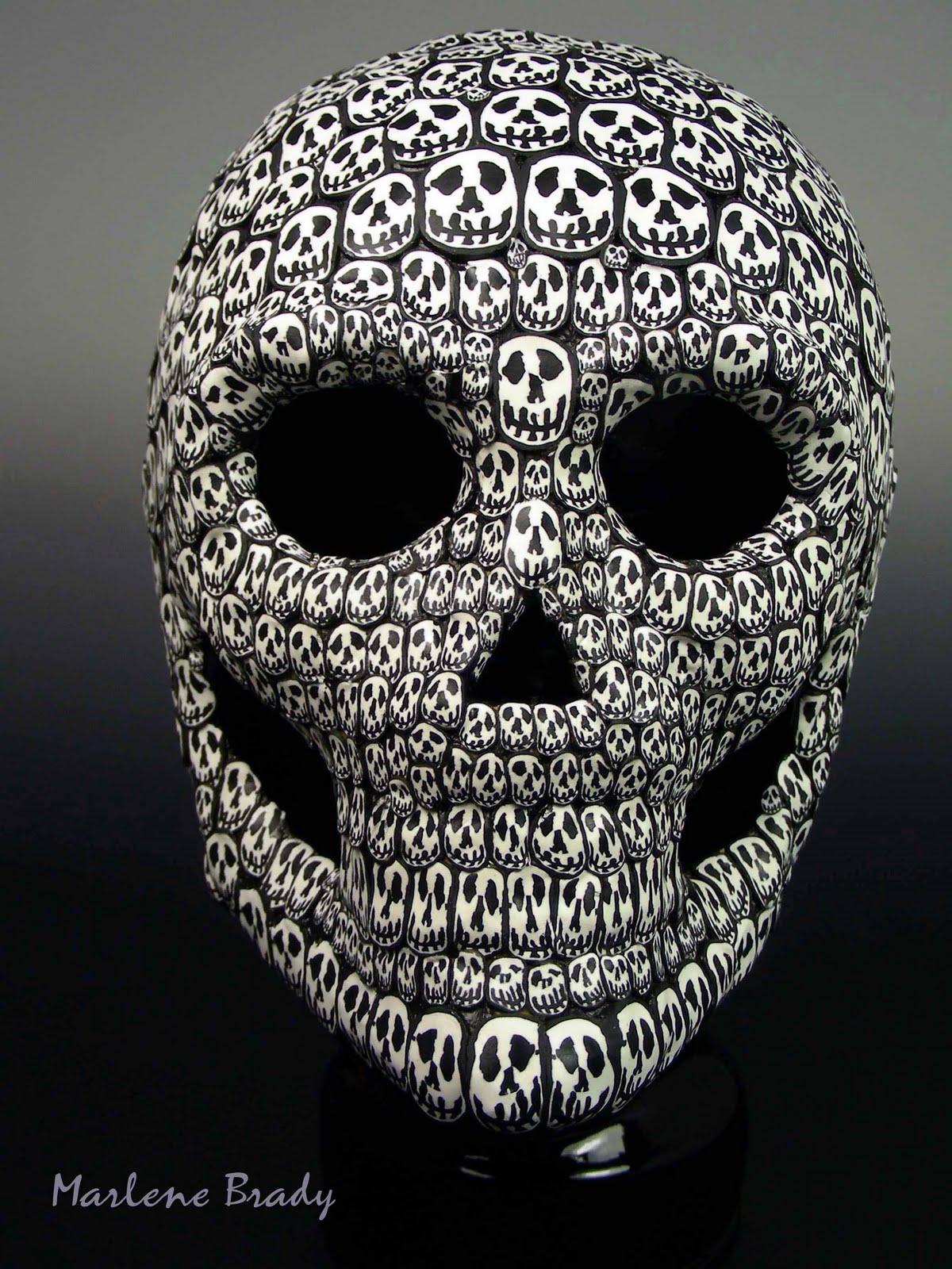 Chameleon skull  Etsy