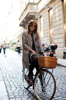 Habitually Chic 174 I Want To Ride My Bicycle