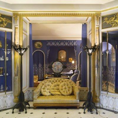 Jeanne Lanvin\'s Apartment in Paris | Home Design Interior
