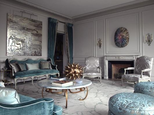 SingleBubblePop: parisian interiors