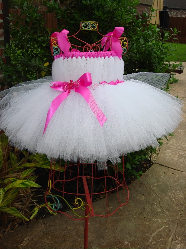 Posh Baby Couture Butterfly Princess Tutu Dress