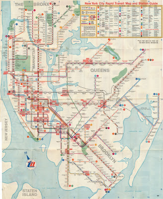 Train Subway Map New York.War Of Yesterday Subway Map I