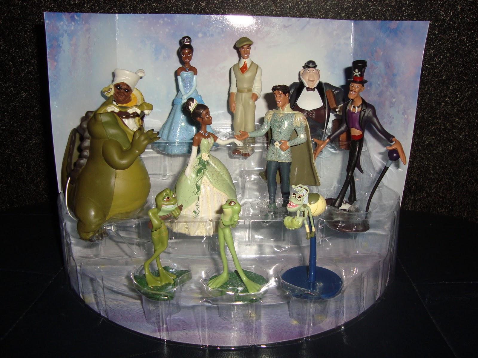 Disney Pixar Fanatics: The Princess and The Frog Collection