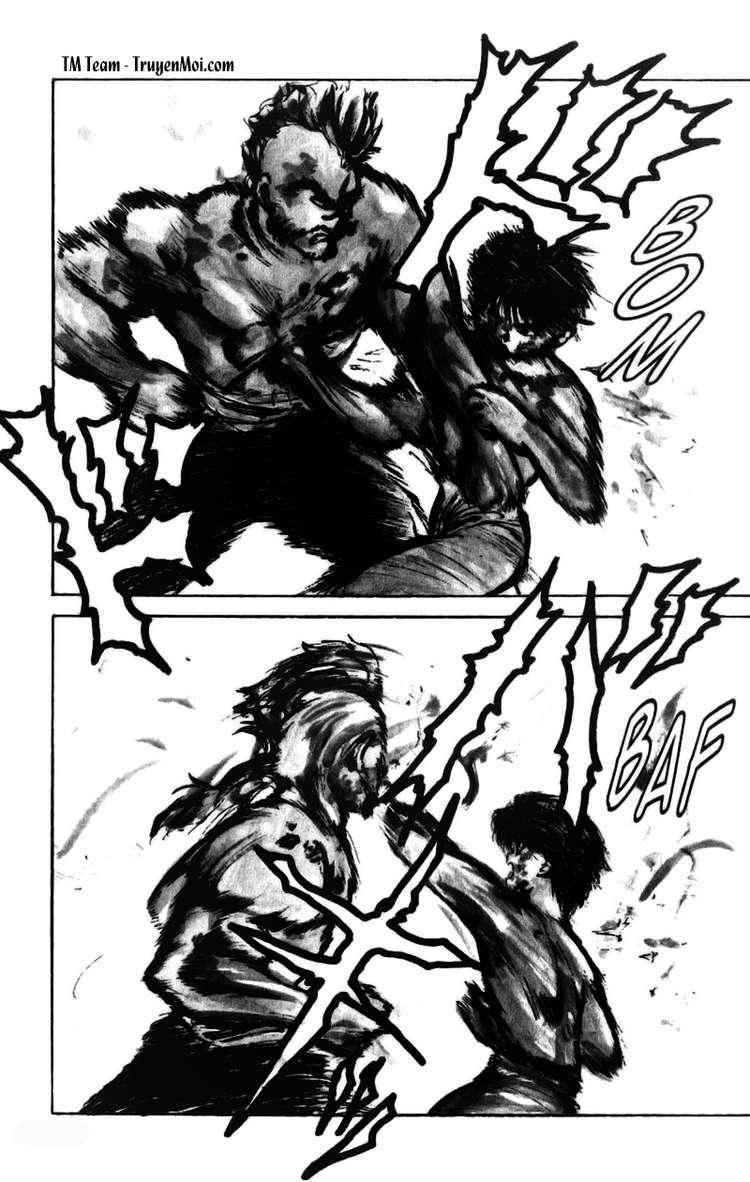 Hành trình của Uduchi chap 060: thử thách của kiếm sĩ, trận chiến tử thần trang 6