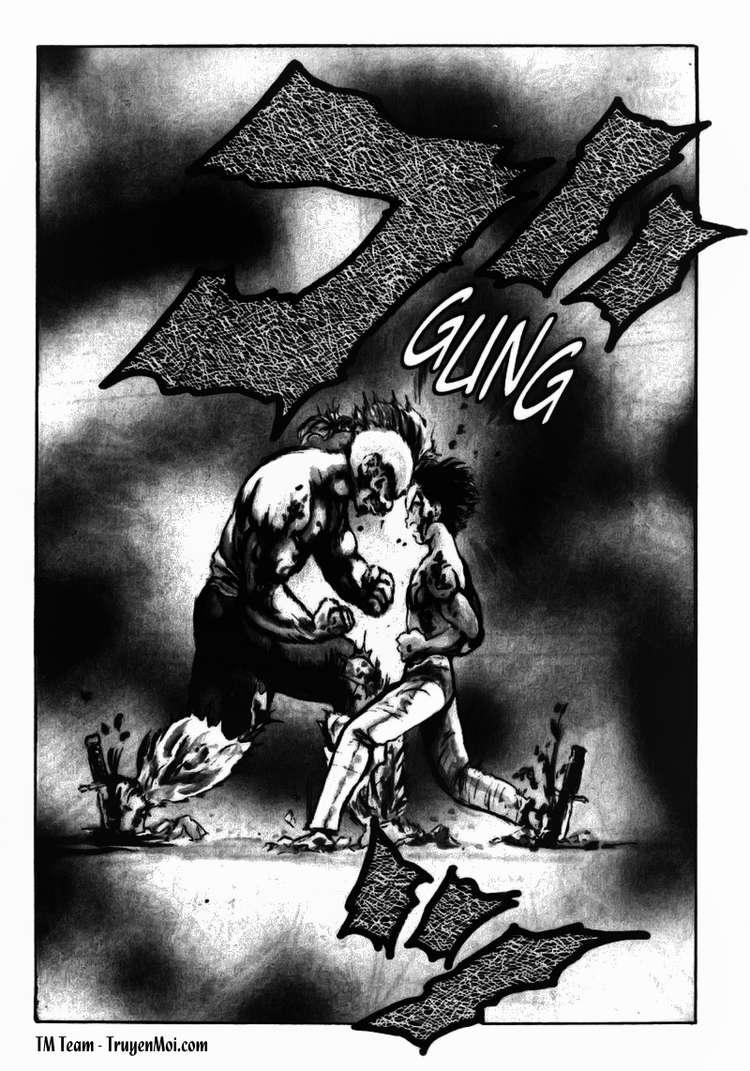 Hành trình của Uduchi chap 060: thử thách của kiếm sĩ, trận chiến tử thần trang 11