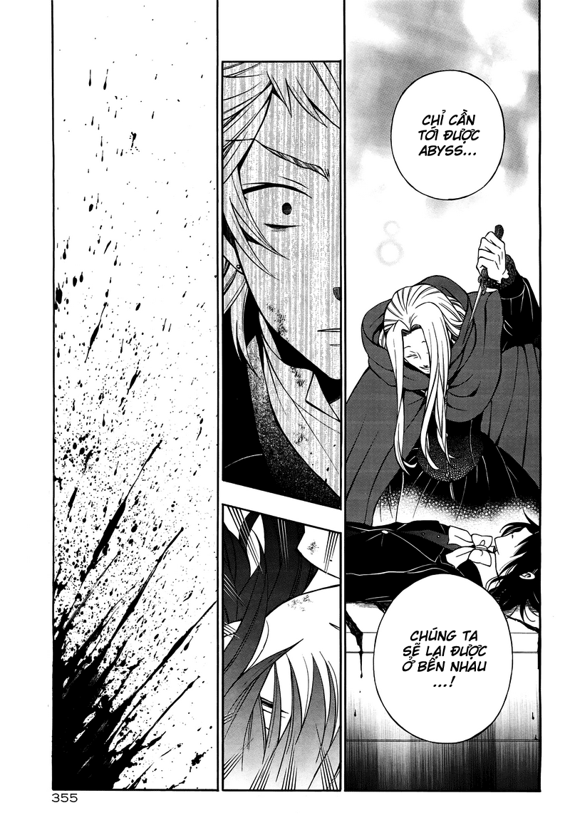 Pandora Hearts chương 057 - retrace: lvii humpty dumpty had a great fall trang 22