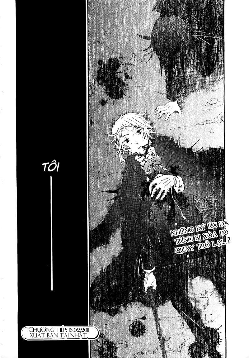 Pandora Hearts chương 057 - retrace: lvii humpty dumpty had a great fall trang 53