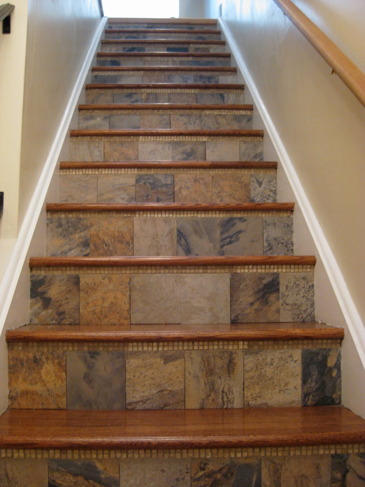 H.Winter Showroom Blog: Make a statement with your stairs!