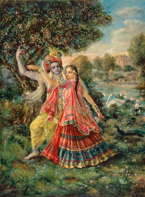 Bhagavad Gita Wallpapers Quotes Hariharji Braj Bhoomi Mohini Shri Nandgaon The Abode Of