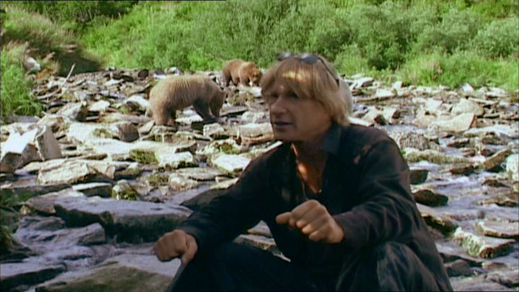 Musings about film and history: Grizzly Man: Company in ...