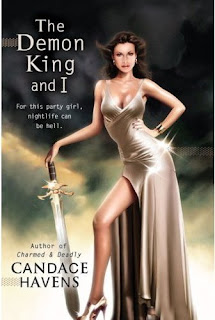 Guest Review: The Demon King and I by Candace Havens