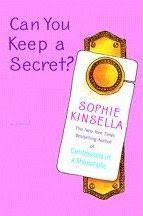 From Holly's Bookshelf Guest Review: Can You Keep A Secret? by Sophie Kinsella