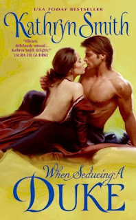 Guest Review: When Seducing a Duke by Kathryn Smith