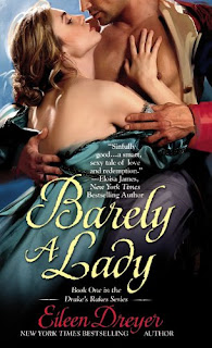 Guest Review: Barely A Lady by Eileen Dreyer
