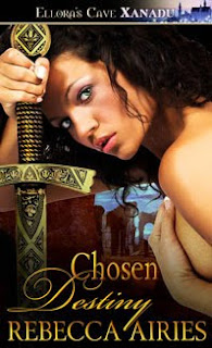 Guest Review: Chosen Destiny by Rebecca Airies