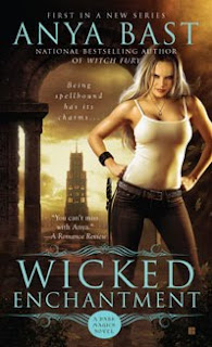 Guest Review: Wicked Enchantment by Anya Bast