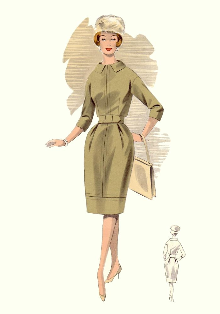 Vintage Clothing Era1960s 1970s Fashion