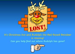 Resultado de imagen de a story rudolph is missing