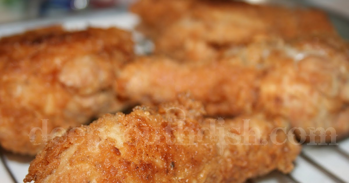 Deep South Dish: How to Make Classic Southern Fried Chicken