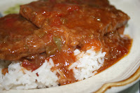 Image result for round steak and tomato gravy
