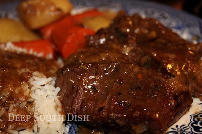 Best Old Fashioned Pot Roast Recipe