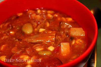 Deep South Dish Southern Bbq Pork Brunswick Stew