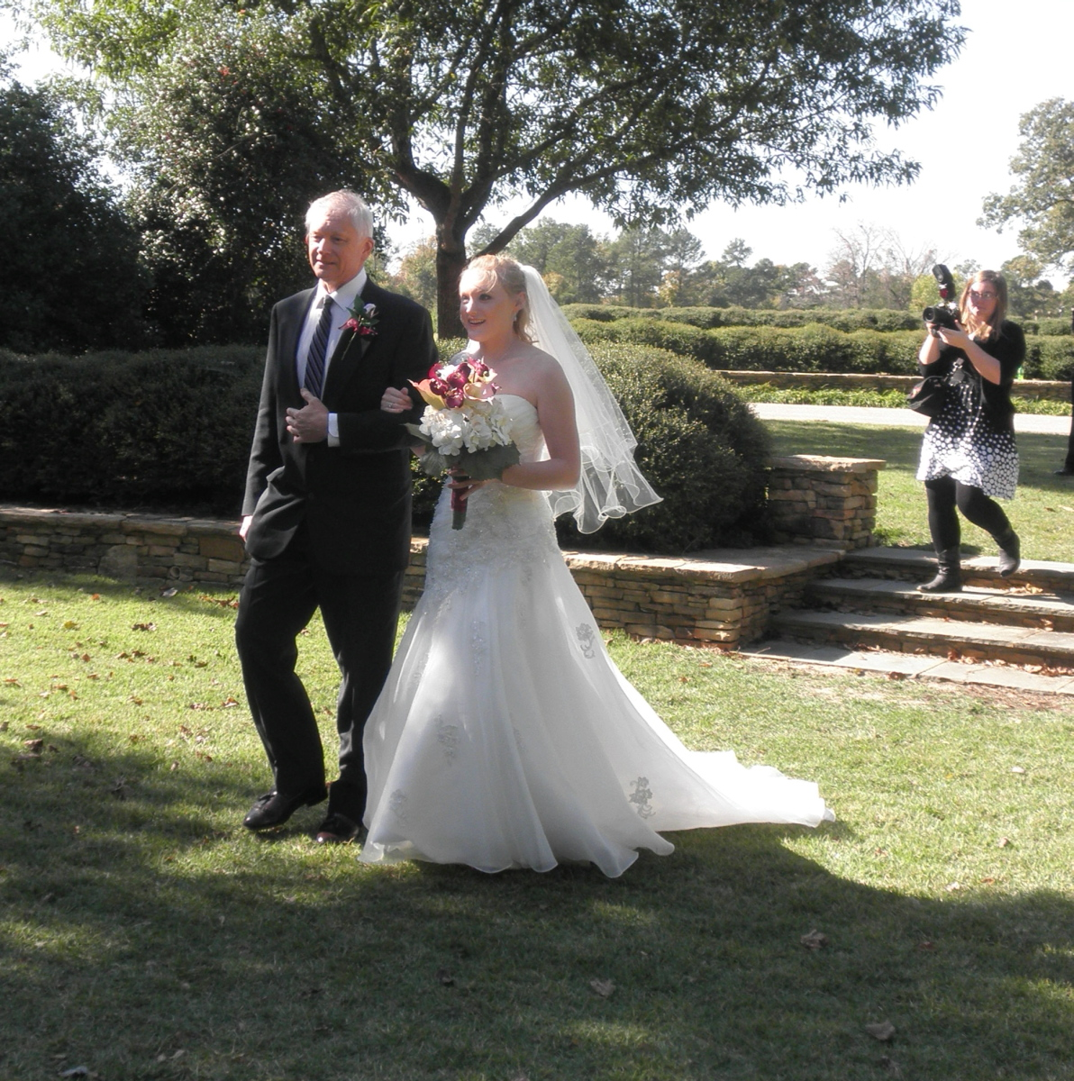 Raleigh Wedding Blog: Laura And Mark Get Married At