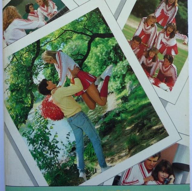 Cliquey Pizza 80s Teen Book Series Pop Culture Cheerleaders 12