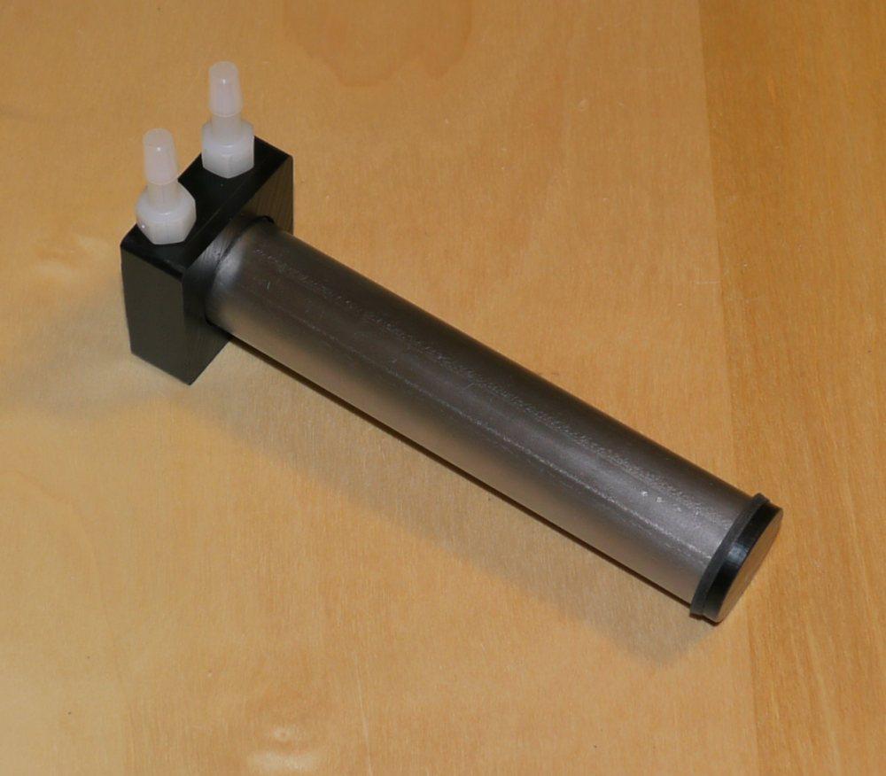 Ben Krasnow Titanium Heat Exchanger For Diy Aquarium Chiller