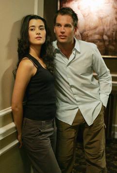 Do Tony and Ziva from NCIS ever hook up