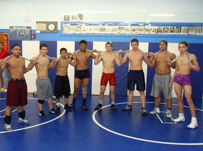 Shirtless Freedom Precedent For Shirtless Wrestling Uniforms