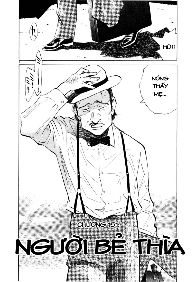 20th Century Boys chapter 151 trang 5