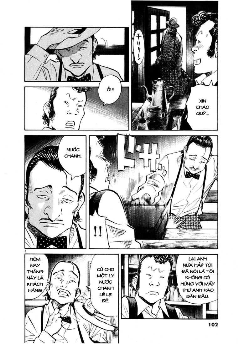20th Century Boys chapter 151 trang 9