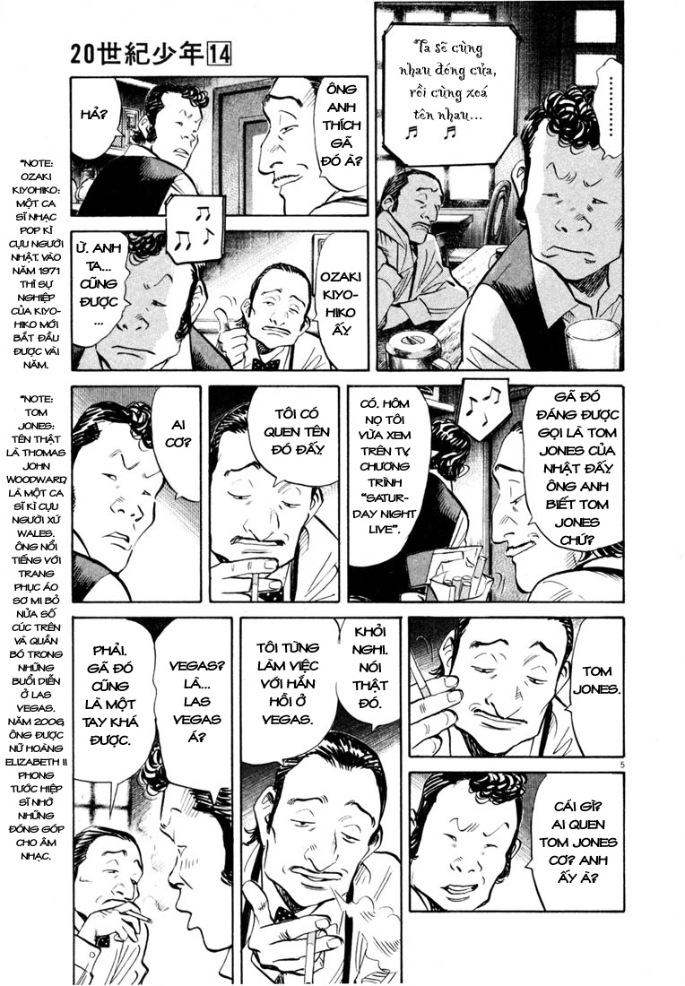 20th Century Boys chapter 151 trang 11