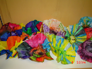 Mnps Chihuly Art Lessons Chihuly Style At Gra Mar Middle