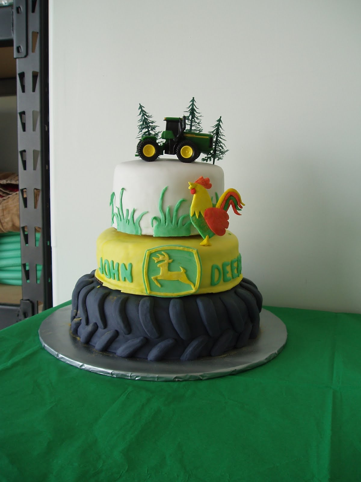 Celtic Cakes By Emma Never Tired Of Farm Life