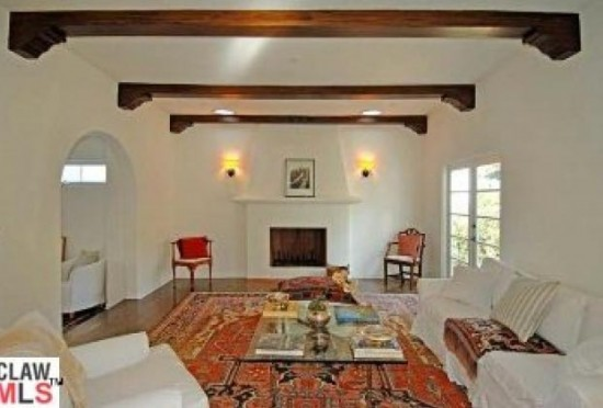 Interiors Interior Design of Spectacular Spanish Style House in 17th St Santa Monica California