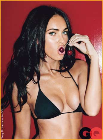 pictures of megan fox naked