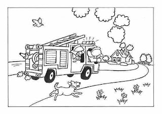 telephone 911 coloring pages - photo#36