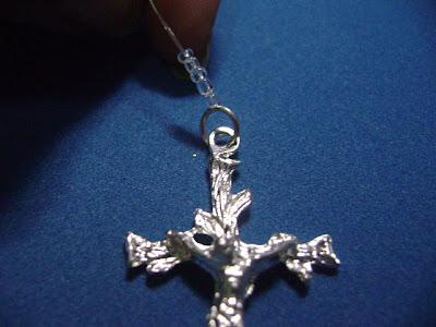Santo Rosario con Bisutería
