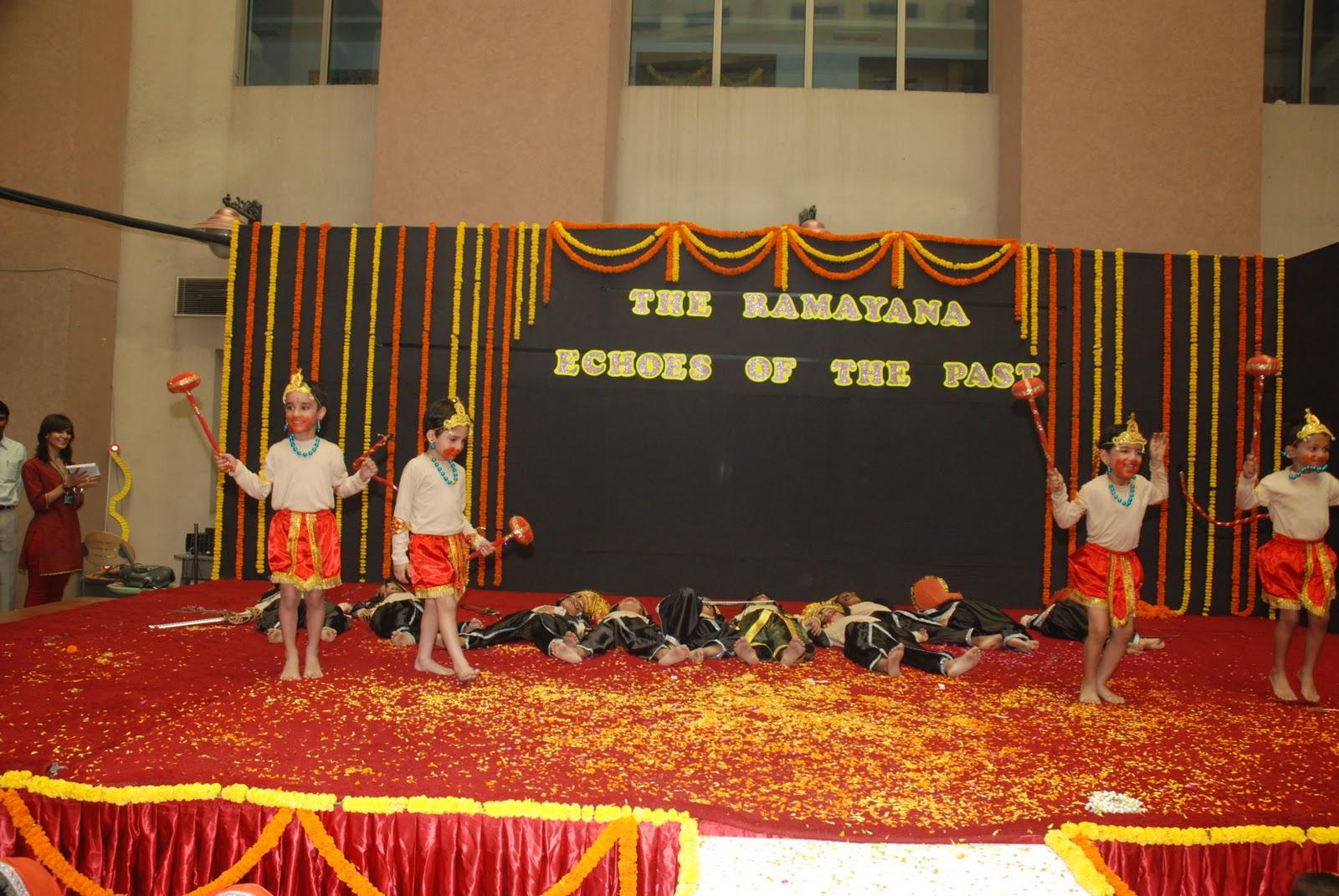 Watch Me Grow Ramayana Presentation