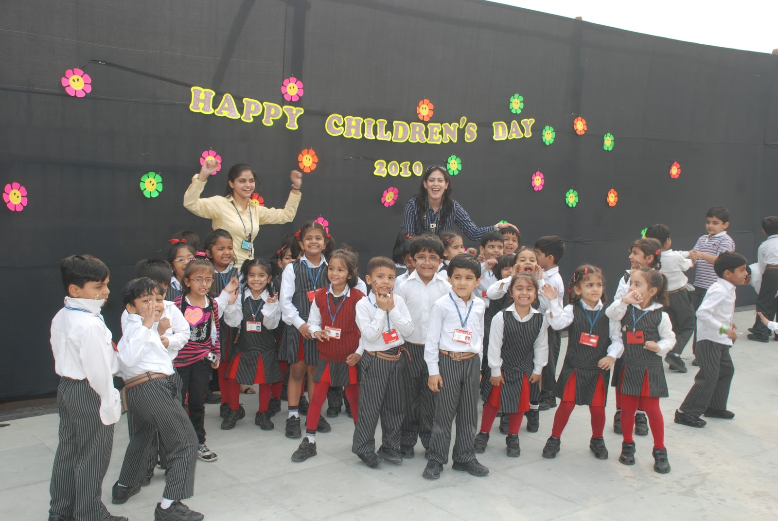 Watch Me Grow Kg A Having Fun On Children S Day