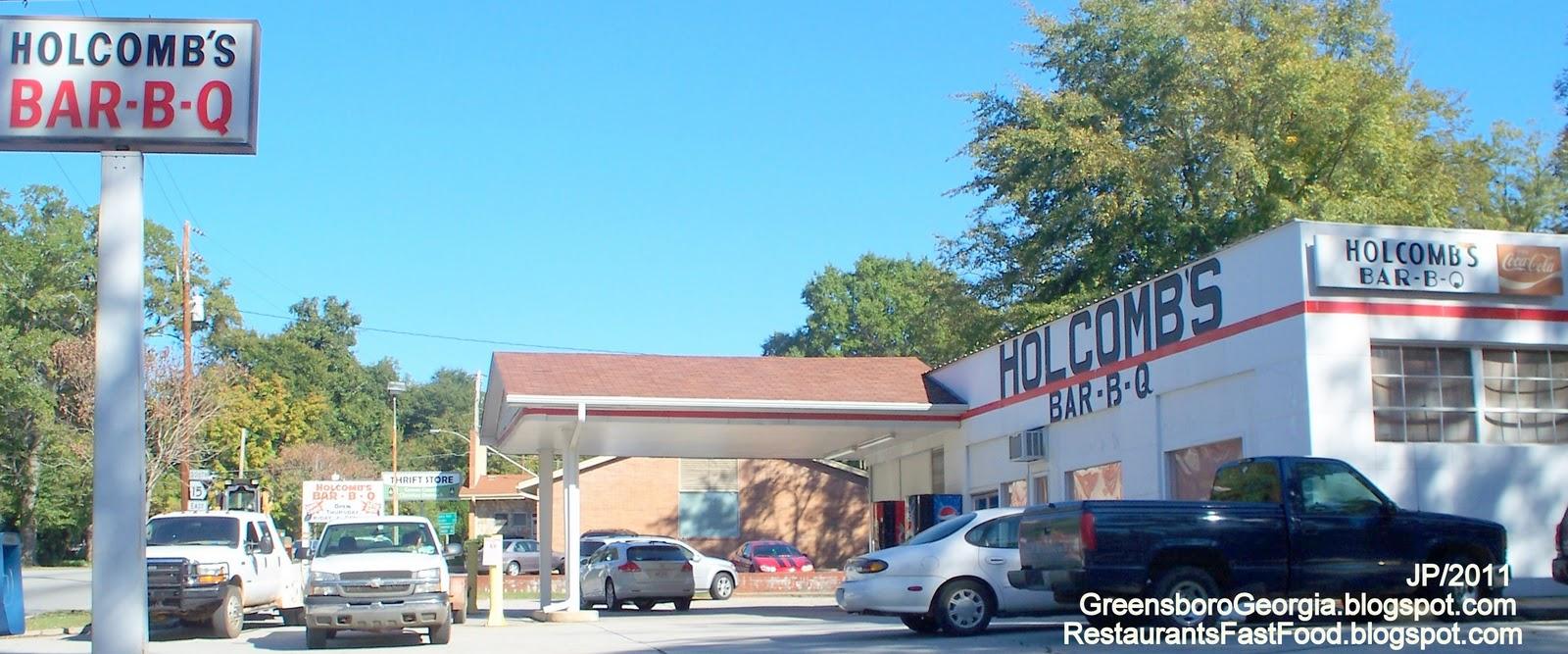 Seafood Restaurants Greensboro Ga