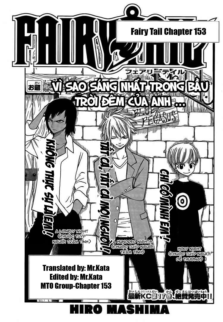 Fairy Tail Chap 153